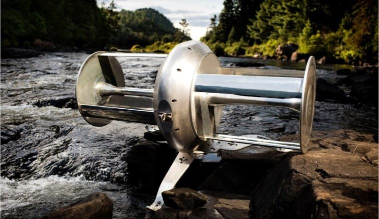 Hydrolienne IdEnergie