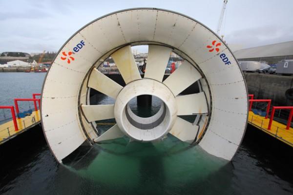 Turbine Naval Group Open Hydro